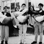 1993 Drama Club Officers