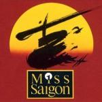 Miss Saigon Broadway Logo